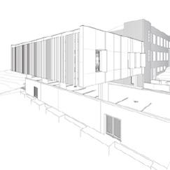 Multi-purpose Hall & Classrooms, Alphington Grammar School