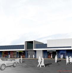 Convenience Retail Centre, Whittington, Geelong