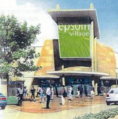 Neighbourhood Shopping Centre, Epsom, Bendigo
